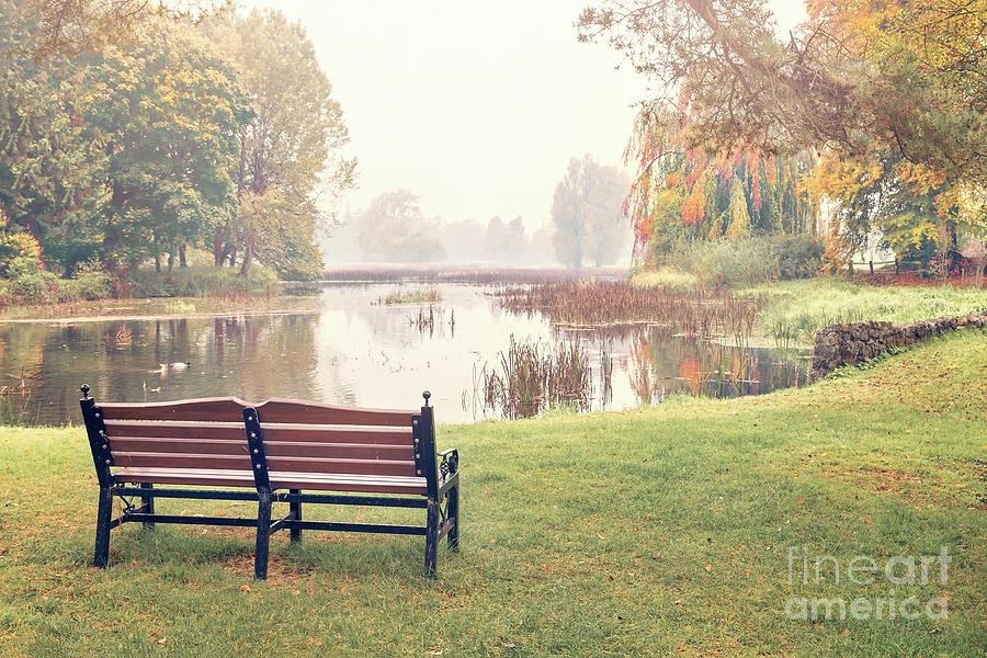 Peace Of Autumn Photograph
