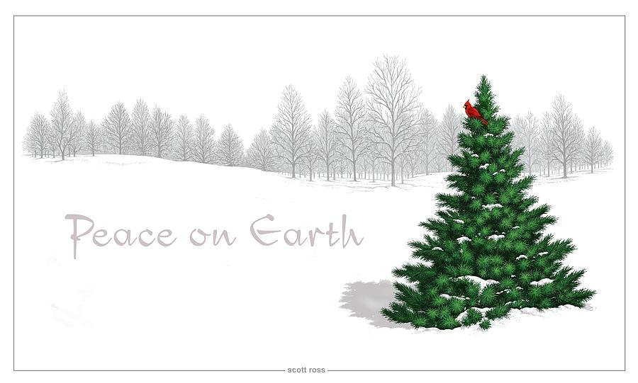 Peace on Earth by Scott Ross