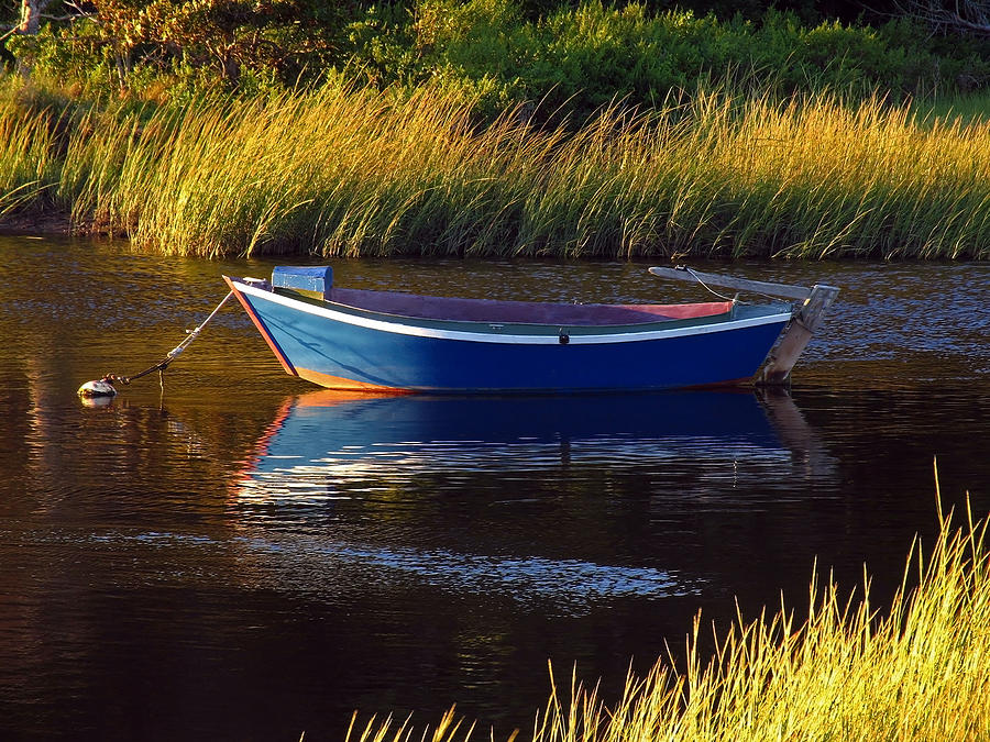 Solitude Photograph - Peaceful Cape Cod by Juergen Roth