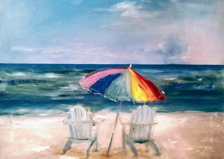 Peaceful Horizon by Ann Bailey