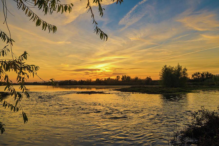 Peaceful Morning by Ken Mickel
