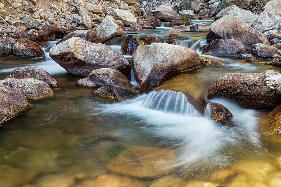 Peaceful Stream Photograph