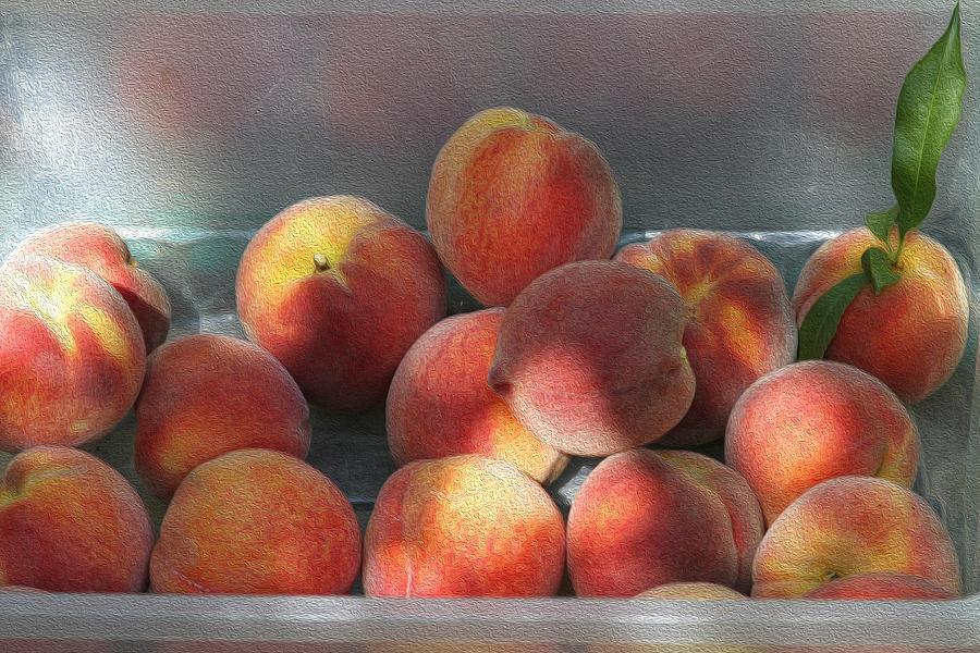 Peaches Photograph