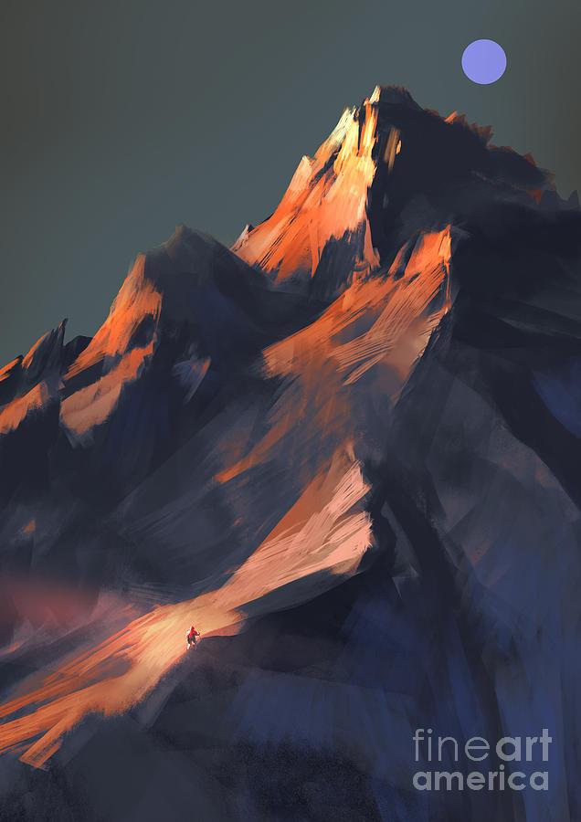 Peak Painting