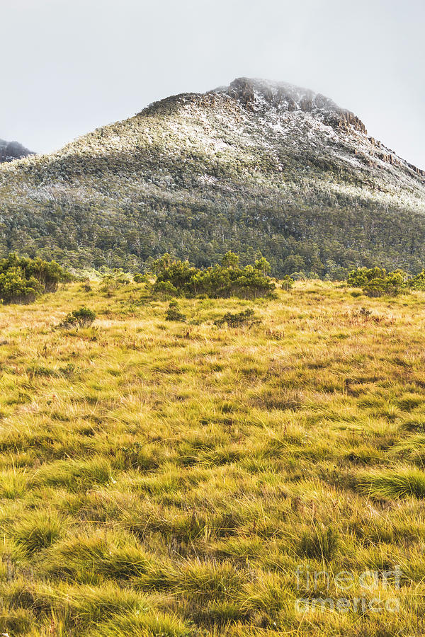 Mountain Photograph - Peaks And Plateaus by Jorgo Photography - Wall Art Gallery