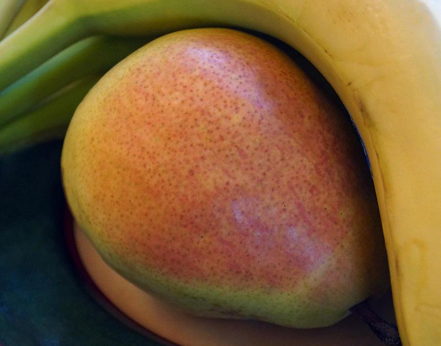 Pear and Banana by Jana Russon