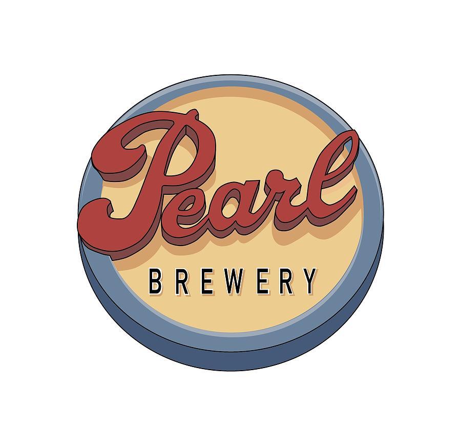 Pearl Brewery Sign by Matt Hood