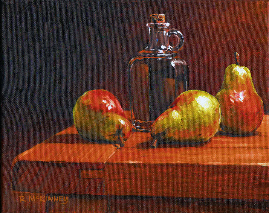 Pears and Honey by Rick McKinney