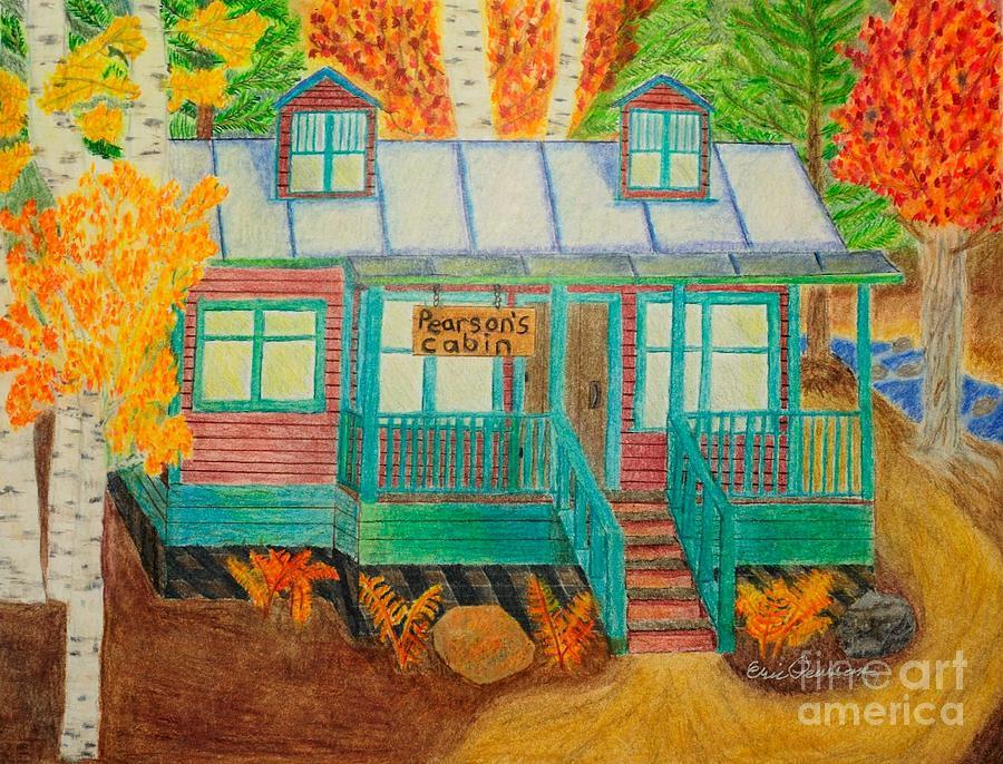 Pearson's Cabin by Eric Pearson