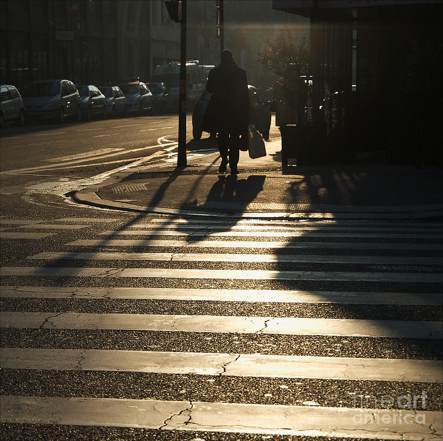Passage Photograph - Pedestrian Passage by Paolo Pizzimenti
