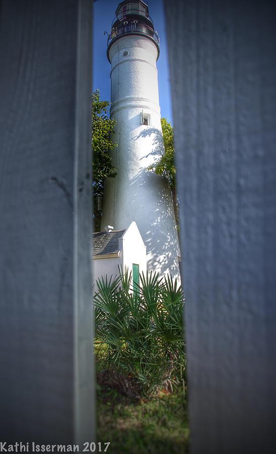 Bahamas Photograph - Peeking Thru by Kathi Isserman