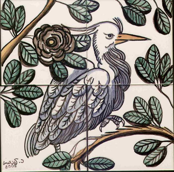 Pega Ceramic Art by Maria do carmo Cid peixeiro