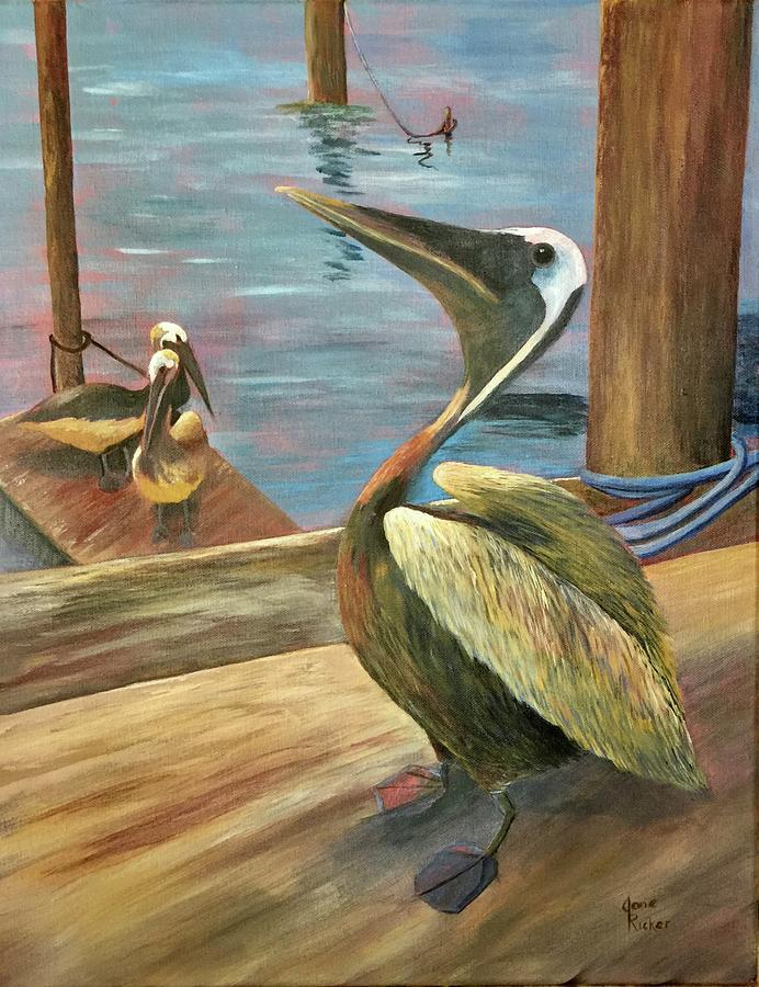 Pelican Pride by Jane Ricker