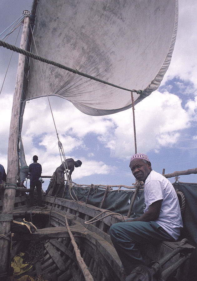 Pemba boat by Marcus Best