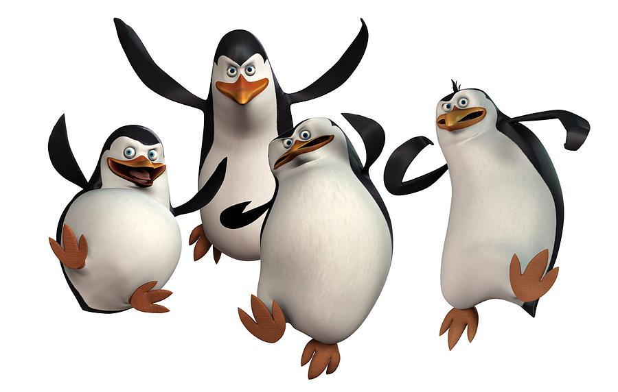 Penguins Of Madagascar 2