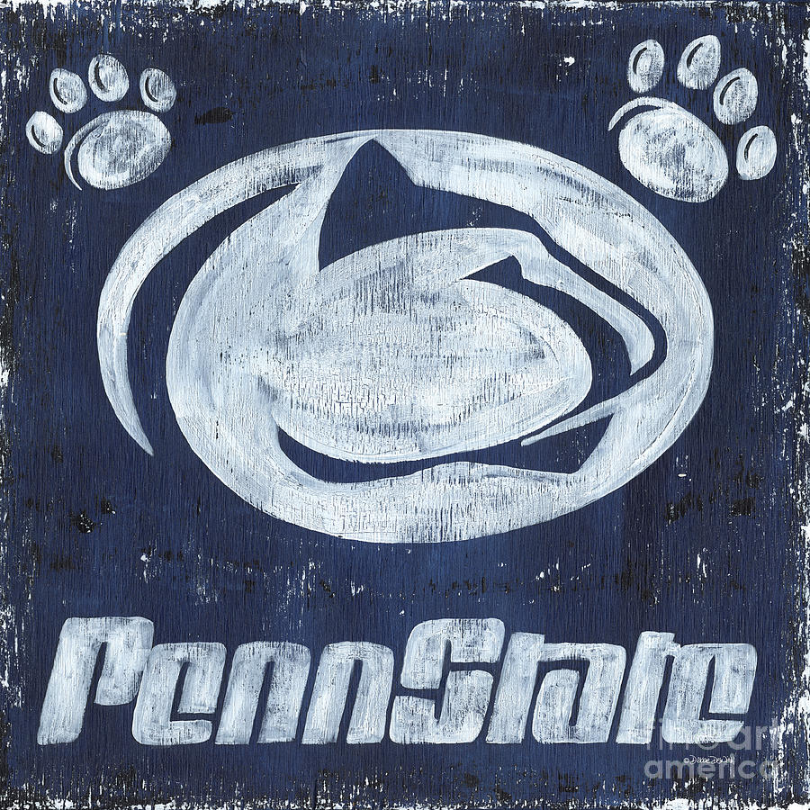 Penn State Painting