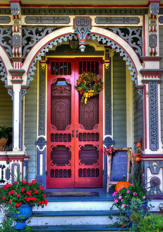 Pennsylvania Country Roads - Montgomery Mansion No  4b, Close - Claysville,  Washington County by Michael Mazaika