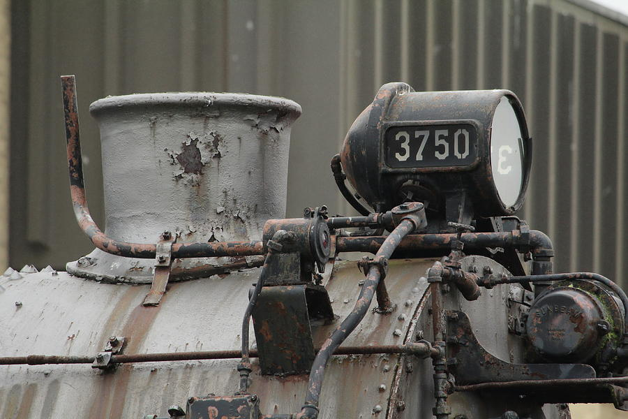 Pennsylvania Railroad K4s Steam Locomotive #3750