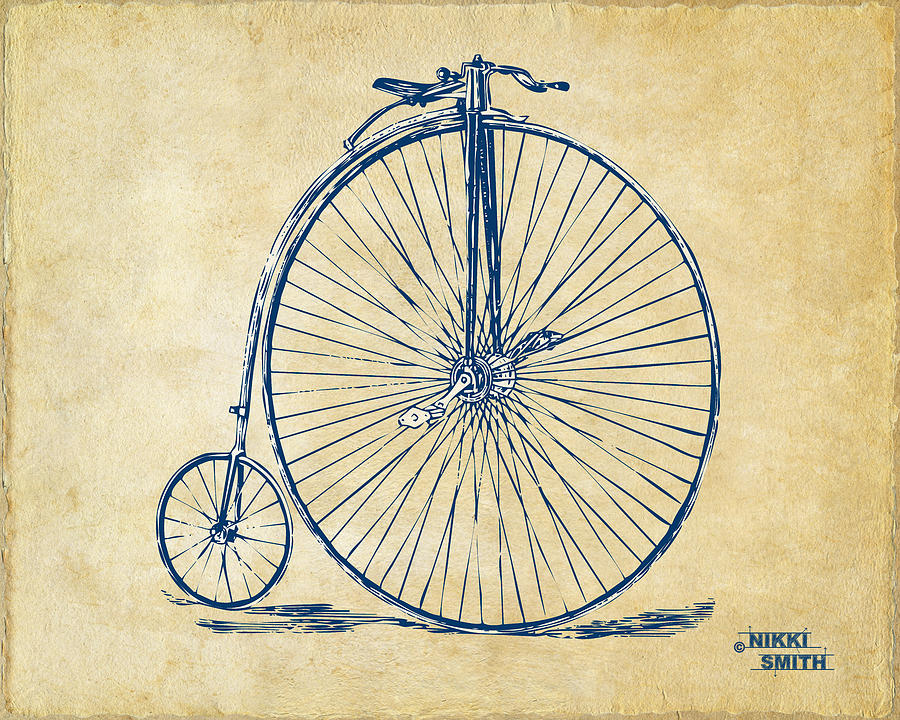 Bicycle Art | Fine Art America