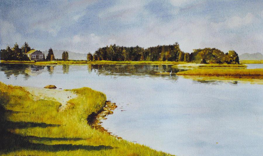 Petomska Inlet by Tyler Ryder