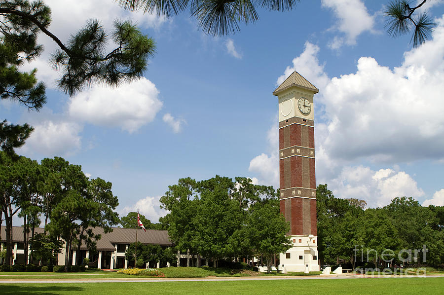 Pensacola State College by Steven Frame