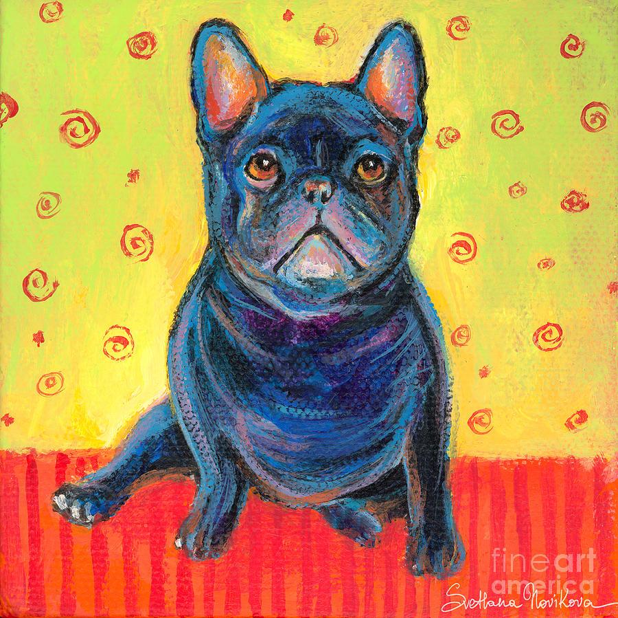French Bulldog Art | Fine Art America
