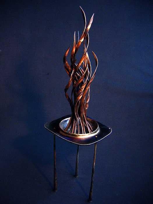 Pentecost Sculpture by Todd Malenke