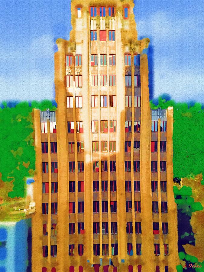 Penthouse Memories by Alec Drake