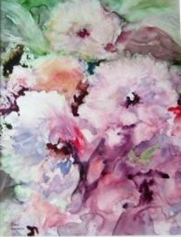 Peonies by Sue Nelson