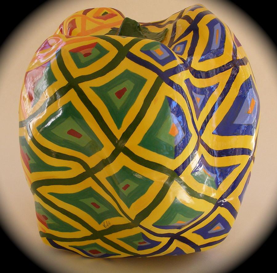 Pepperoid Ceramic Art by Viva Jones