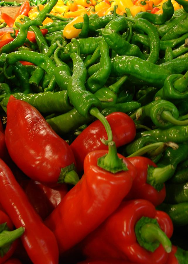 Peppers #1 Photograph