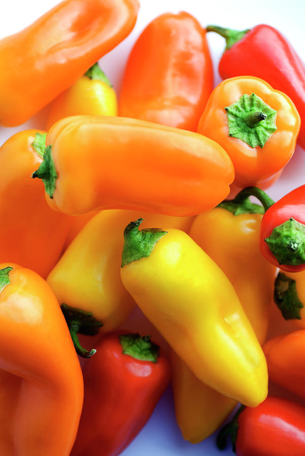Peppers Photograph - Peppers by Jessica Wakefield