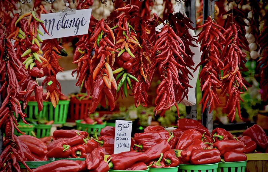 Peppers, peppers, peppers by Chris Alberding