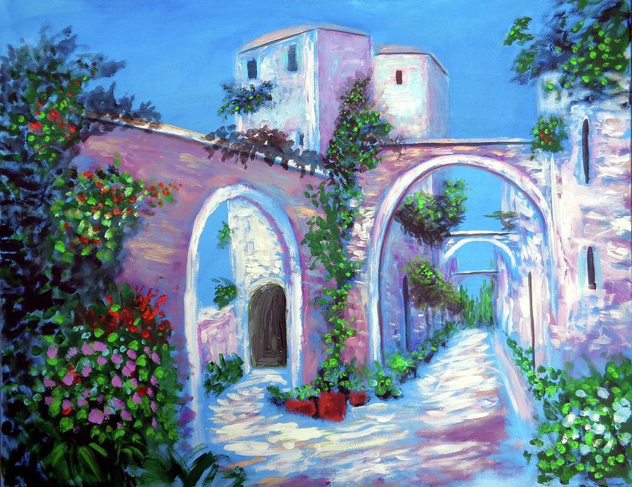 percorso paradiso by Larry Cirigliano