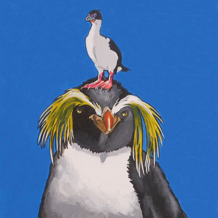 Percy the Penguin by Sharon Cromwell