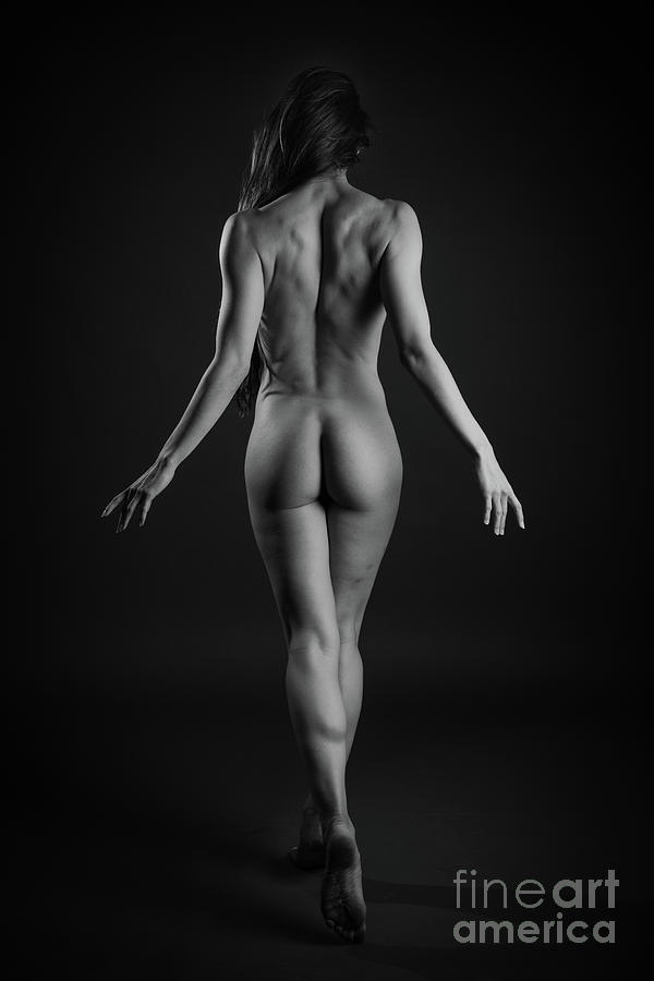 Nude Photograph - Perfect Backside Art by Jt PhotoDesign