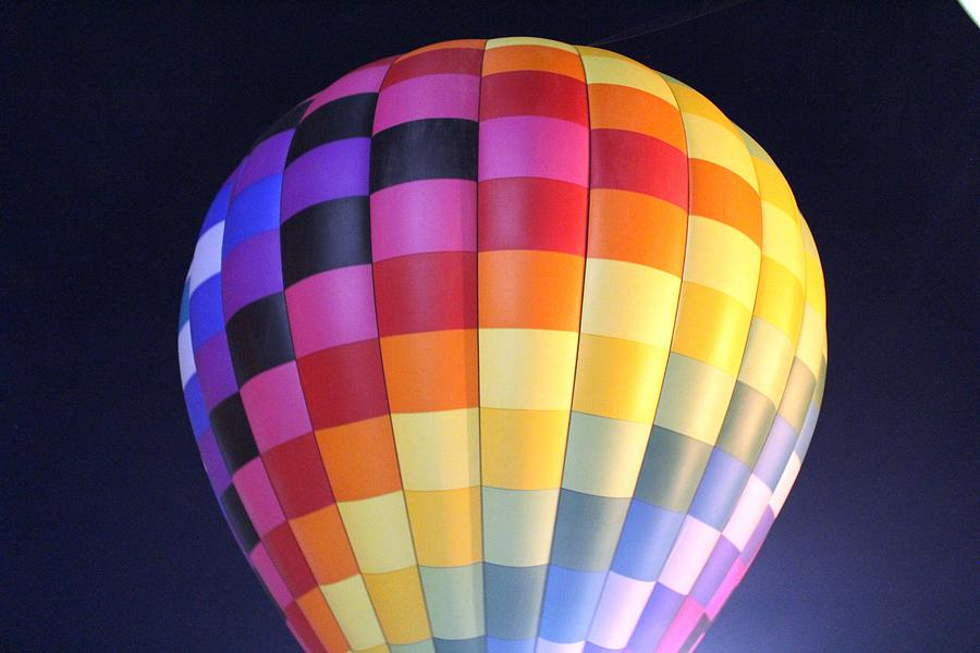 Balloon Photograph - Perfect Glow by Teresa Howell