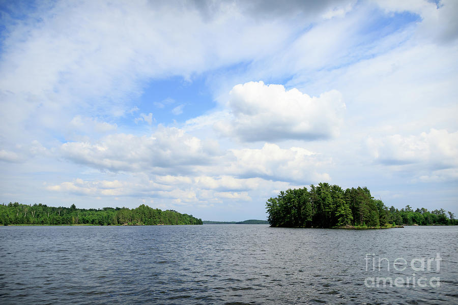Perfect Lake Day by Lori Dobbs