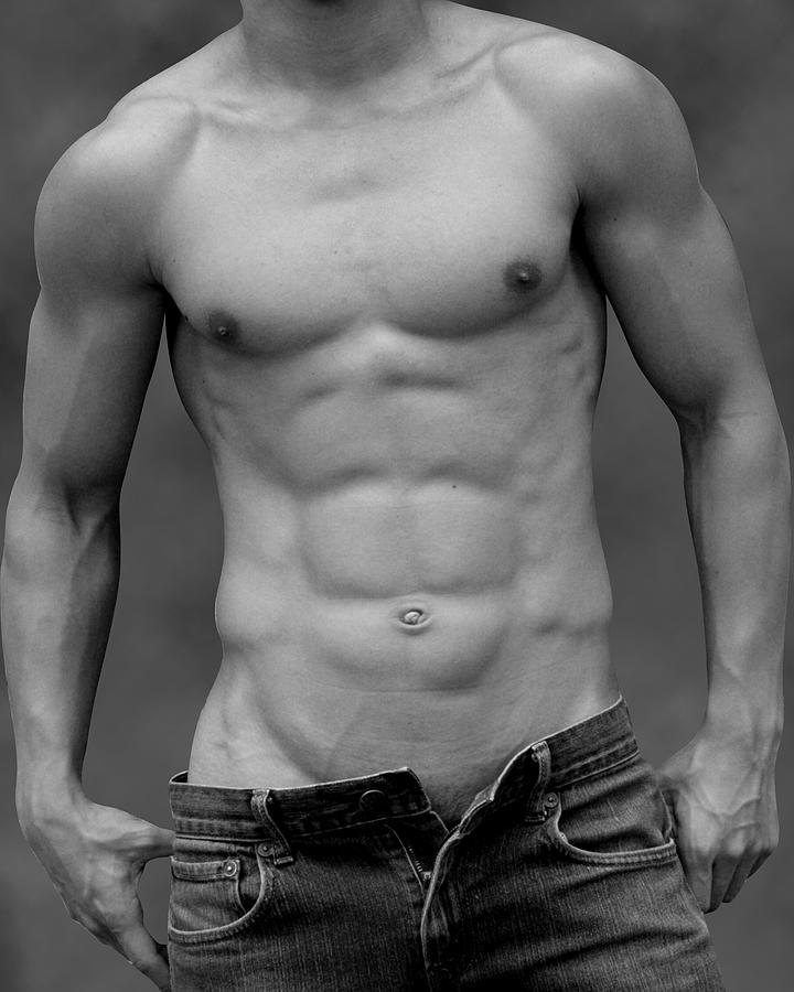 Nude Photograph - Perfect  by Mark Ashkenazi