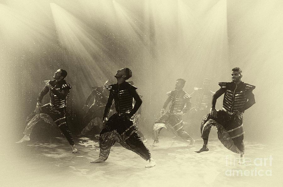 Dance Photograph - Dance Performance 3 by Bob Christopher