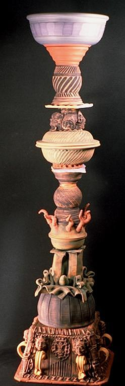 Pergamum Sculpture by Kreg Owens