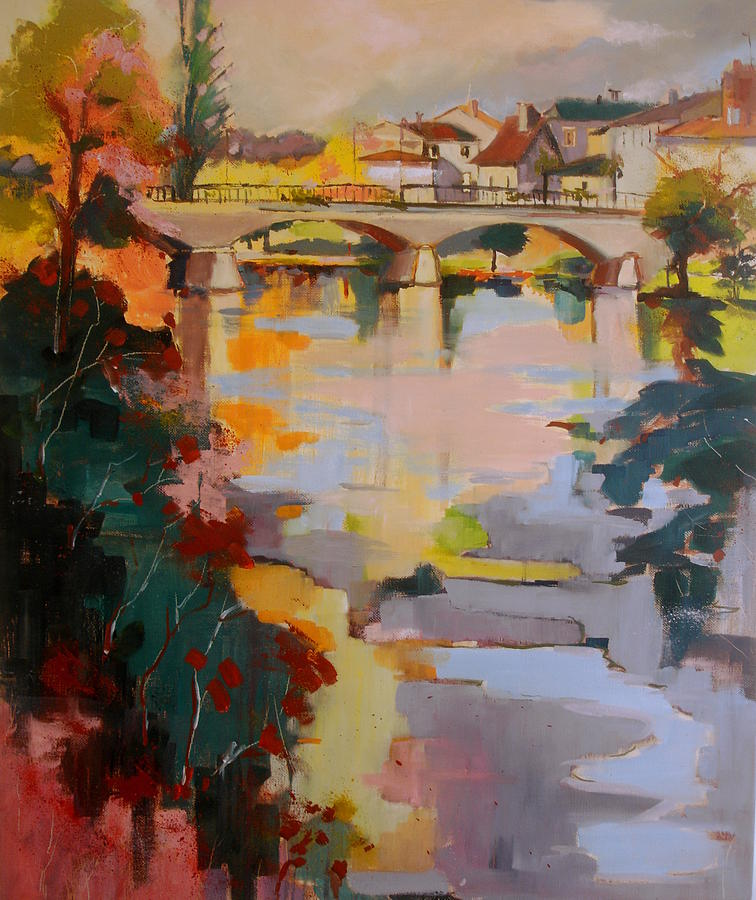 Perigueux 2016 Painting