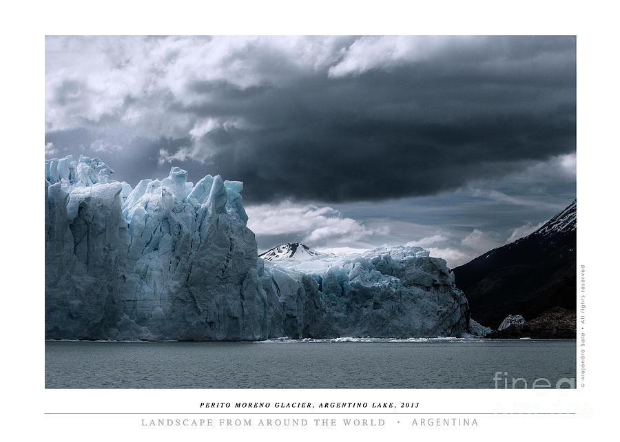 Perito Moreno Glacier, Argentino Lake, 2013 by Alejandro Sala