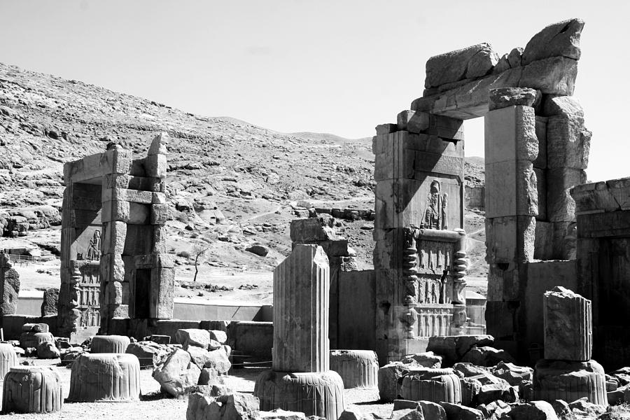 Home Decor Photograph - Persepolis by Tia Anderson-Esguerra