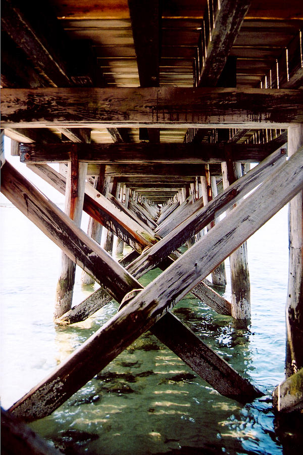 Dock Photograph - Perspective I by Greg Fortier