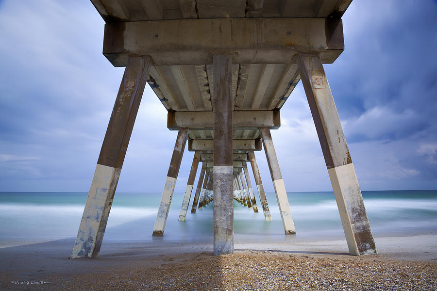 Seascape Photograph - Perspectives by Denis Lemay