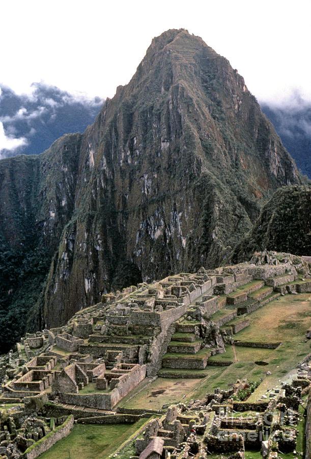 15th Century Photograph - Peru: Machu Picchu by Granger