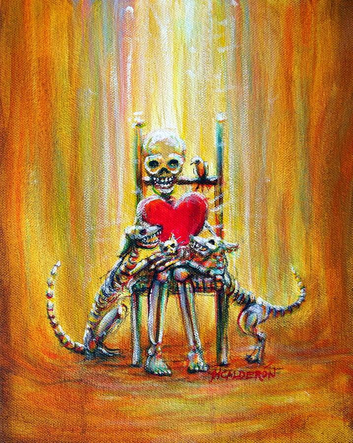 Pet Love by Heather Calderon