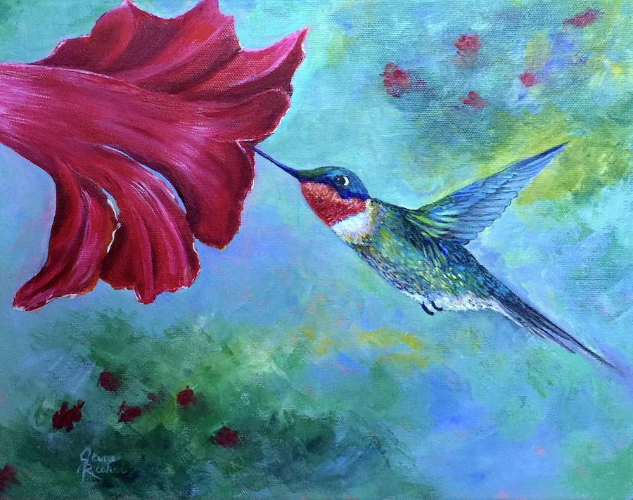 Petal Pusher by Jane Ricker