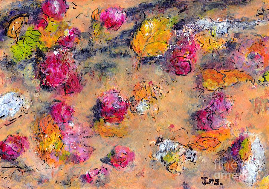 Petals Underfoot by Jackie Sherwood